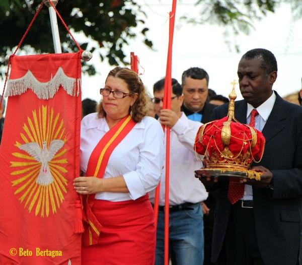 Festejo do Divino Espírito Santo, em Cananéia/SP