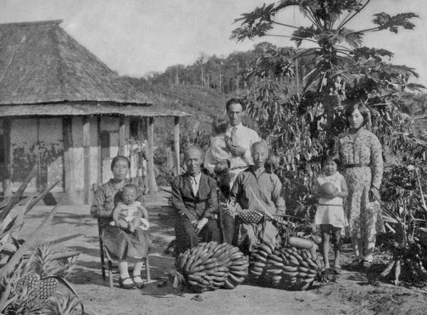 Japoneses no Vale do Ribeira