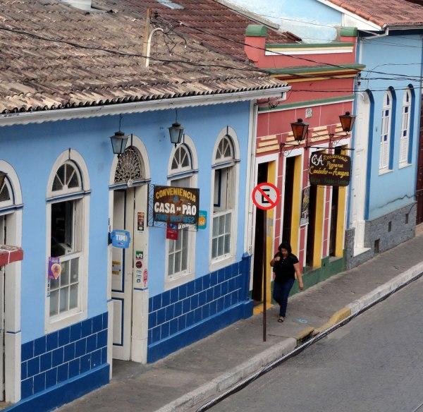 Rua de São Luis do Paraitinga. foto: B.Bertagna