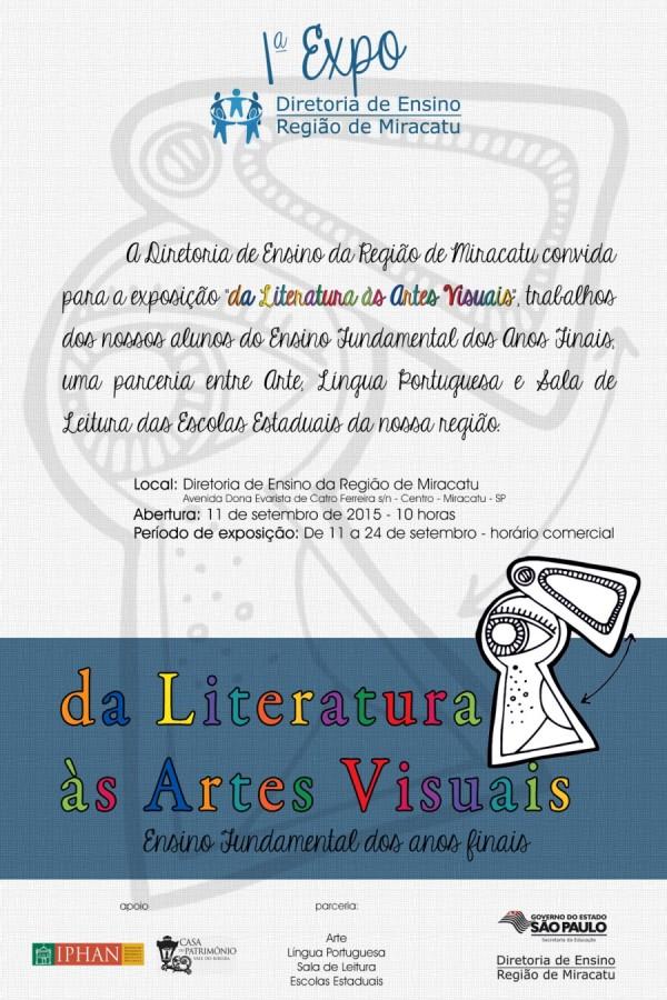Convite - da Literatura as Artes Visuais v3 (1)